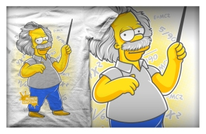 homer_einstein_by_ebitson-d36irmr
