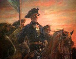 Karl-XII-efter-slaget-Narva-1700